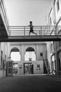 Messenger Vee Carson at MGM Studios1943© 1978 Ruth Orkin - Image 24388_0066
