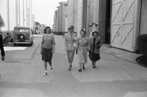 Messenger Vee Carson at MGM Studios1943© 1978 Ruth Orkin - Image 24388_0067