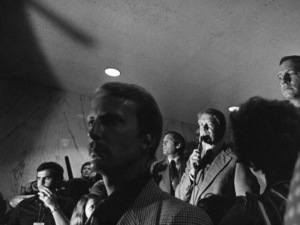 Jimmy Carter at the Democratic National Convention1980© 1980 Ruth Orkin - Image 24388_0071