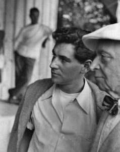 Leonard Bernstein and Serge Koussevitzkycirca 1947© 1978 Ruth Orkin - Image 24388_0078