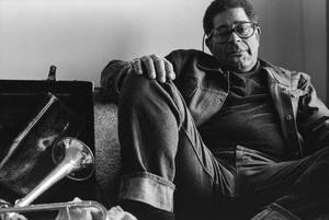 Dizzy Gillespie in Washington, D.C. 1974© 1978 Lou Jones - Image 24389_0015