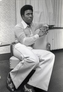 Harold Melvin of Harold Melvin & the Blue Notescirca 1970s© 1978 Lou Jones - Image 24389_0034