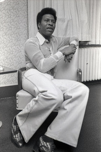 Harold Melvin of Harold Melvin & the Blue Notescirca 1970s© 1978 Lou Jones - Image 24389_0035