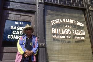 Roy Haynes in Kansas City2000© 2000 Lou Jones - Image 24389_0053