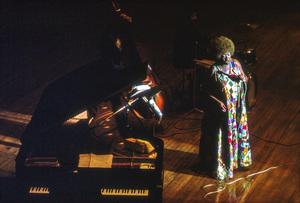 Sarah Vaughan in Boston, MA1975© 1978 Lou Jones - Image 24389_0061