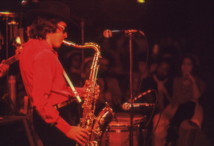 Gato Barbieri in Boston, MA1975© 1978 Lou Jones - Image 24389_0062