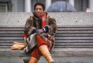 Carmen McRae in Boston, MA1976© 1978 Lou Jones - Image 24389_0064