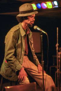 Gil Scott-Heroncirca 1970s© 1978 Lou Jones - Image 24389_0068