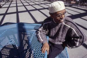 Jimmy Heath in Kansas2000© 2000 Lou Jones - Image 24389_0069