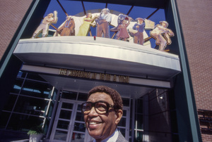 Billy Taylor in Kansas City2000© 2000 Lou Jones - Image 24389_0071