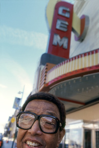 Billy Taylor in Kansas City2000© 2000 Lou Jones - Image 24389_0075