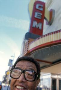Billy Taylor in Kansas City2000© 2000 Lou Jones - Image 24389_0075