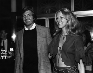 George Hamilton and Alana Collinscirca 1970s - Image 2439_0040