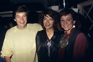 Valerie Harper with Jason Bateman and Justine Batemancirca 1970s© 1978 Gary Lewis - Image 2451_0132
