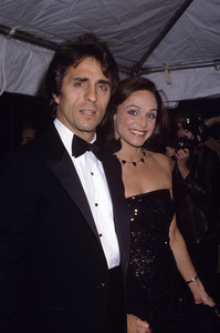 Valerie Harper with her date Tonycirca 1980s© 1980 Gary Lewis - Image 2451_0135