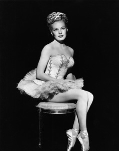 """June Haver """"Look for the Silver Lining"""" 1949Photo by Bert Six - Image 2459_0093"""