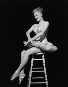 """June Haver """"Look for the Silver Lining"""" 1949Photo by Bert Six - Image 2459_0096"""