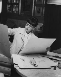 Edith HeadC. 1965 - Image 2466_0022