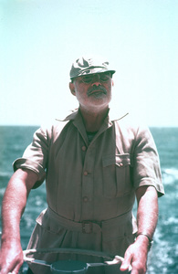 Ernest HemingwayFishingCirca 1959 © 1978 David Sutton - Image 2473_0001