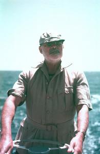 Ernest HemingwayFishingCirca 1959 © 1978 David Sutton - Image 2473_0001