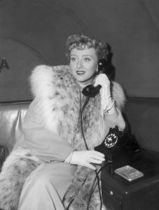 Celeste Holmcirca 1954Photo by Gabi Rona - Image 2490_0023