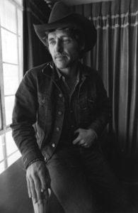 Dennis Hopper in Hollywood, CA 1969 © 1978 Bruce McBroom - Image 2495_0119