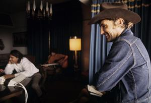 Dennis Hopper in Hollywood, CA 1969 © 1978 Bruce McBroom - Image 2495_0130