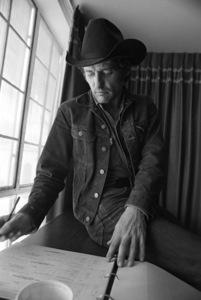 Dennis Hopper in Hollywood, CA 1969 © 1978 Bruce McBroom - Image 2495_0137