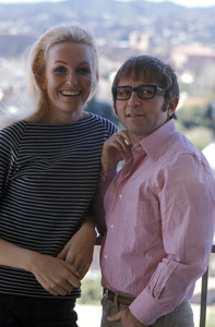 Arte Johnson with his wife Giselacirca 1965 © 1978 Gunther - Image 2527_0014
