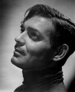 Clark Gable, 1938.Photo by Laszlo Willinger - Image 25_252