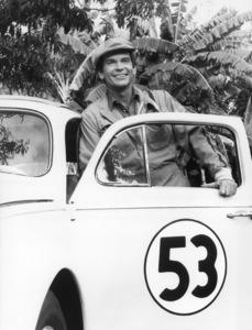"""Dean Jones in """"Herbie, the Love Bug""""1982** H.L. - Image 2533_0021"""