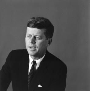 John F. Kennedy circa 1959 © 2000 Mark Shaw - Image 2554_0094