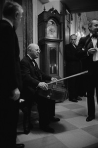 Pablo Casals on the night he performed at the White House 1961 © 2010 Mark Shaw  - Image 2554_0176