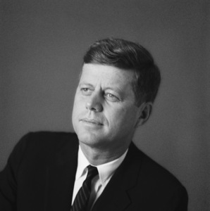 John F. Kennedy circa 1959 © 2010 Mark Shaw - Image 2554_0178