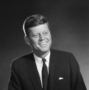 John F. Kennedy circa 1959 © 2010 Mark Shaw - Image 2554_0179