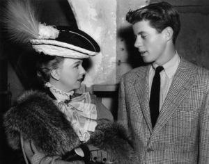 John F. Kennedy and Margaret Sullavan1940** I.V.M. - Image 2554_0209