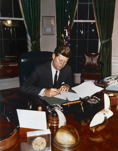 John F. Kennedycirca 1960s** I.V.M. - Image 2554_0210