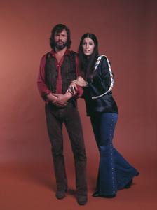 Kris Kristofferson and Melissa MelcherC. 1977**H.L. - Image 2571_0005