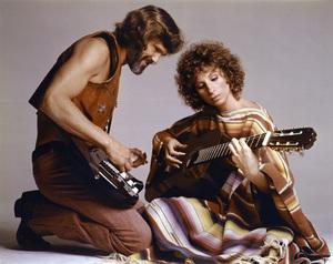 "Kris Kristofferson and Barbra Streisand in ""A Star Is Born""1976 Warner Bros.** B.D.M. - Image 2571_0008"