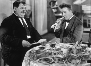 "Stan Laurel and Oliver Hardy""Our Relations""1936 - Image 2580_0015"