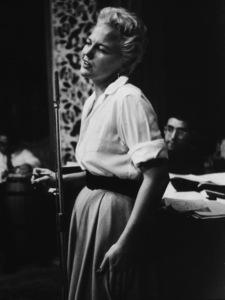 Peggy Leec. 1955 © 1978 David Sutton - Image 2586_0206