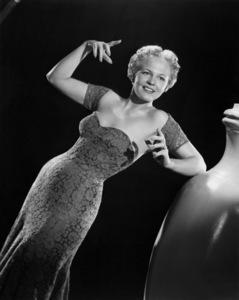 Peggy Lee circa 1950Photo by De Mirjian** I.V./M.T. - Image 2586_0251