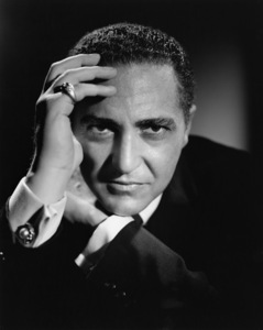 Sheldon Leonard circa 1954 Photo by Gabi Rona  - Image 2595_0005