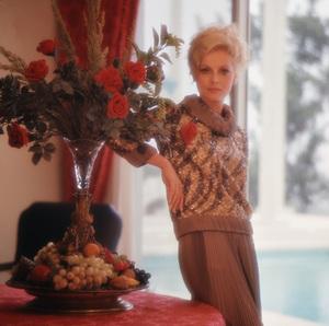 Virna Lisi1965 © 1978 Mel Traxel - Image 2603_0012