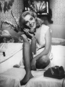 Virna Lisi on the telephone1965 - Image 2603_0015
