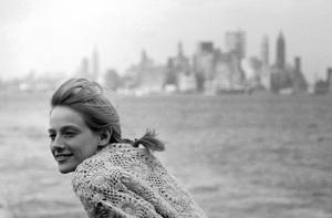 Sondra Locke on The Staten Island Ferry1967© 1978 Bob Willoughby - Image 2605_0012
