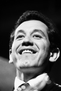 """Trini Lopez during the making of """"Marriage on the Rocks""""1965© 1978 Bob Willoughby - Image 2612_0026"""