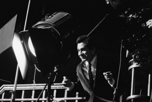 """Trini Lopez during the making of """"Marriage on the Rocks""""1965© 1978 Bob Willoughby - Image 2612_0027"""