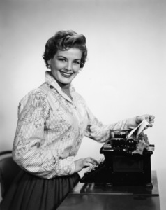 Marjorie Lordcirca 1957Photo by Gabi Rona - Image 2614_0012