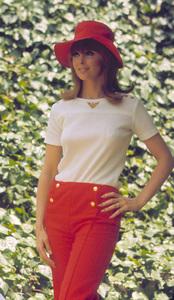 Tina Louise, c. 1965 © 1978 Chester Maydole - Image 2615_0005